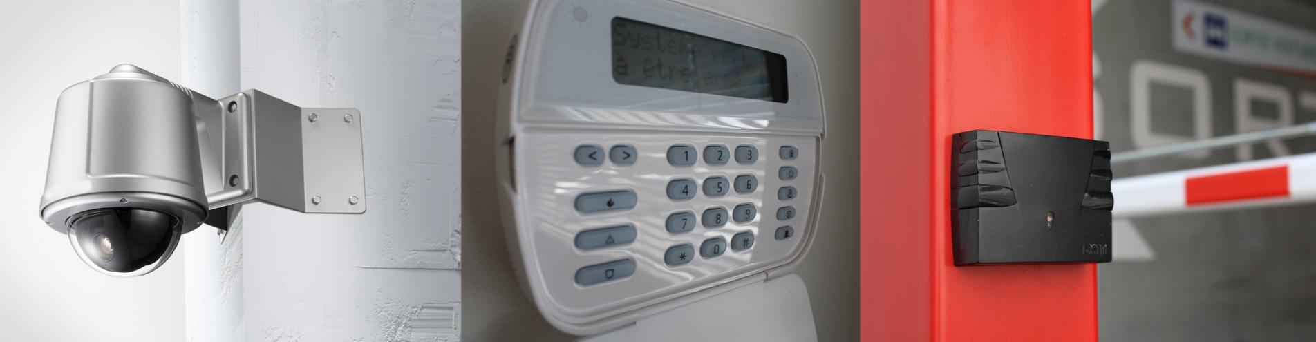 installateur intrusion controle acces vidéosurveilance